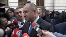 Президентът също отдаде почит на големия Стефан Данаилов