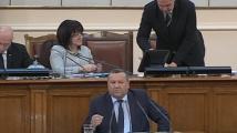 Хасан Адемов: Смяната на министър на принципа стани да седна няма да реши проблемите