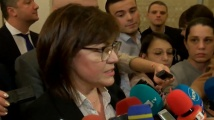 Нинова: Лъжа е, че имаме договорка с Борисов за субсидиите