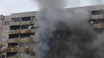 Пожар избухна в общежитие в Студентски град в София