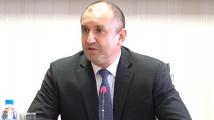 Румен Радев: Няма идеални избори, но нарушенията у нас са недопустими