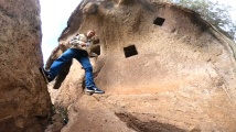 Руини на къщи на феи и джуджета - Hепознатата Сардиния, част II