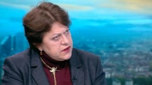 Татяна Дончева: Идеята да се сложи надзорник на главния прокурор е безумна и апотеоз на панирания мозък
