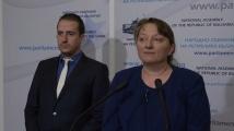 Деница Сачева: Законът за социалните помощи не цели да отнема деца