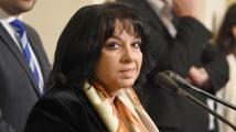 Борисов се скара на Теменужка Петкова, че няма бонбони за рождения ѝ ден
