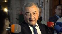 Валери Симеонов: Законът за хазарта тръгна, по вода да му е